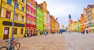 Ville de Pologne
