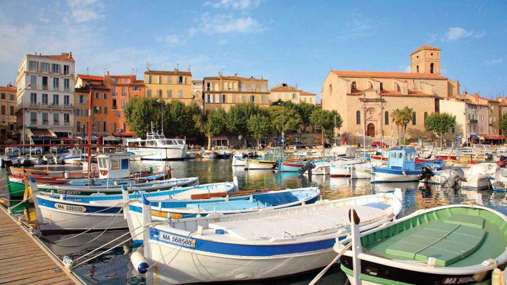 La Ciotat - Port