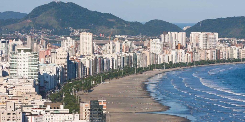 Ville de Santos - Panorama