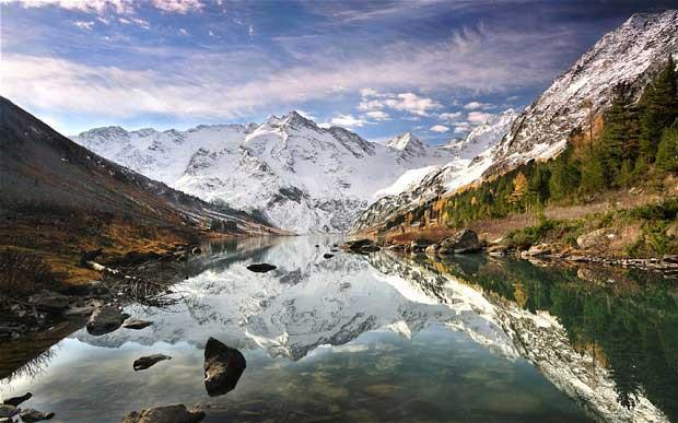 Altaï montagnes