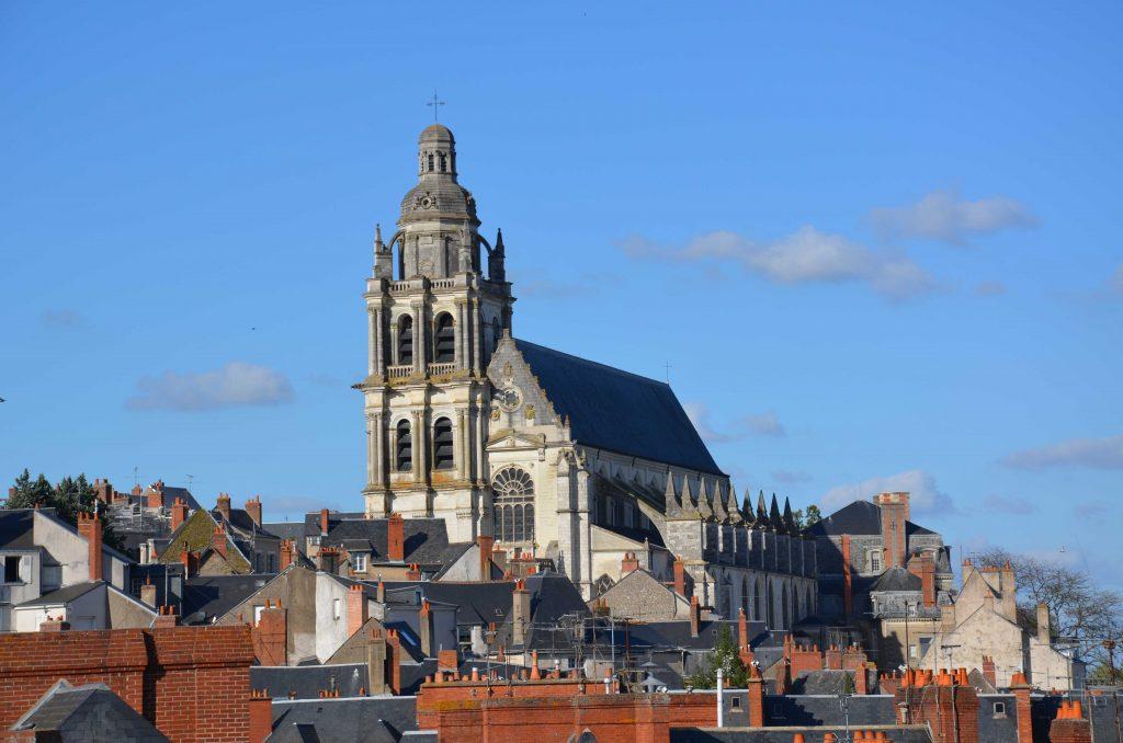 Cathédrale Saint Louis - Blois