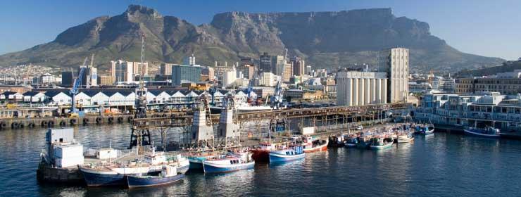 Port Elizabeth - Photo de bateaux de pêche