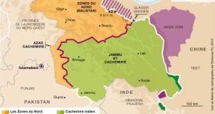 Région du Cachemire