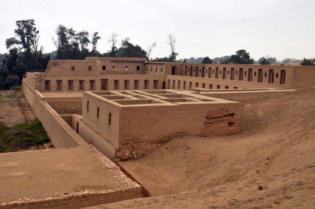 Sanctuaire archéologique de Pachacamac