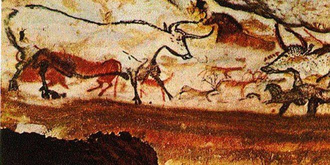 Entrée de a Grotte de Lascaux