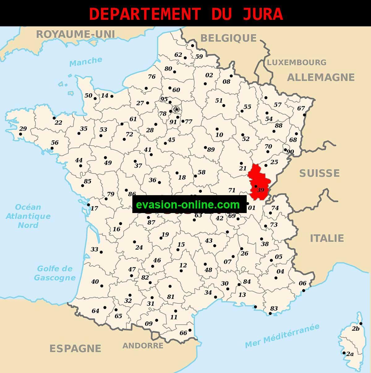 jura departement 39