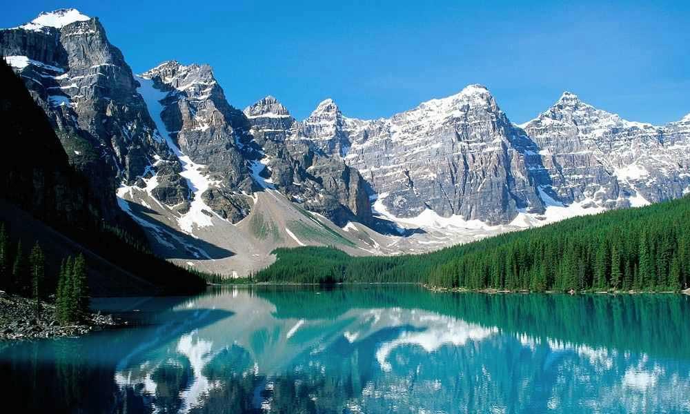 Montagnes rocheuses Canada