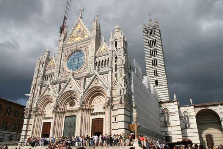 Sienne tourisme - Le Duomo