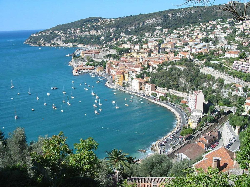 Villefranche-sur-Mer - Photo panoramique