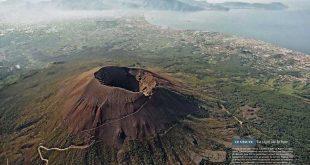 Volcan du Vesuve - Italie
