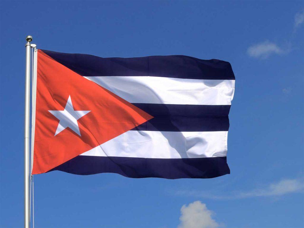 Photo du Drapeau de Cuba