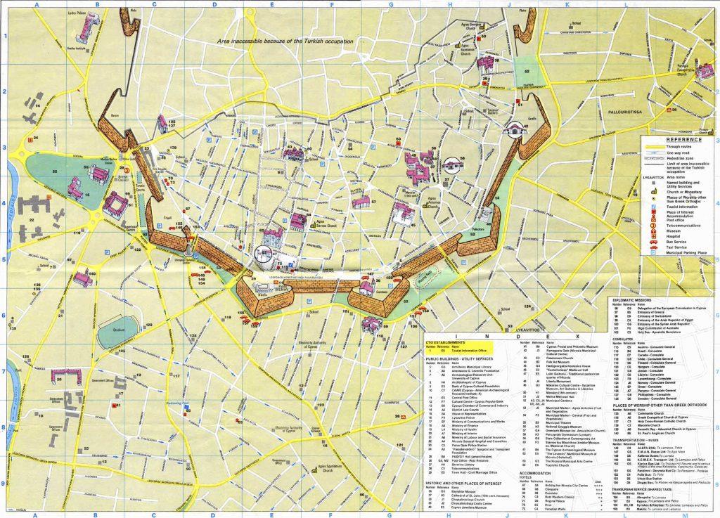 Plan de Nicosie