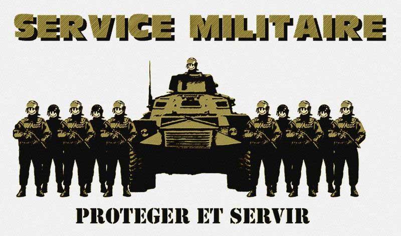 service-militaire
