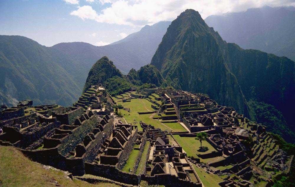 Ruines de Cuzco