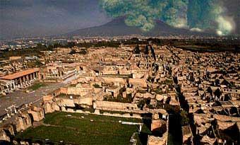 Pompei Avant l'éruption