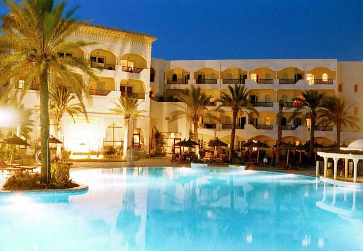 Hotel à Hammamet