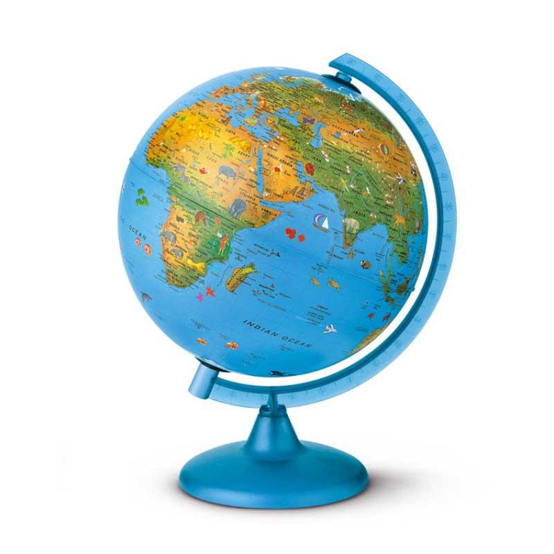 Mappemonde - Globe