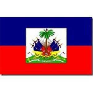 Drapeau Haïtien neuf