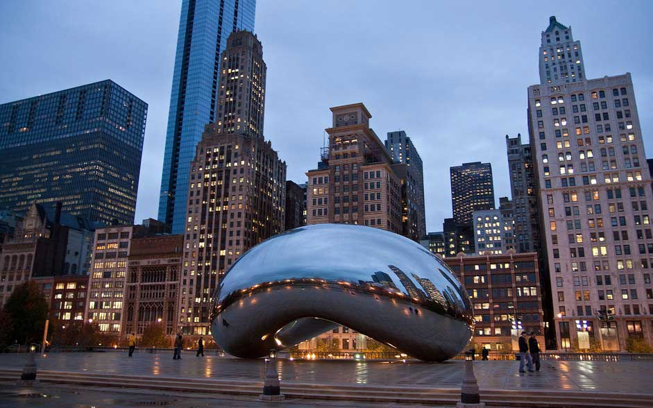 chicago cloud-gate