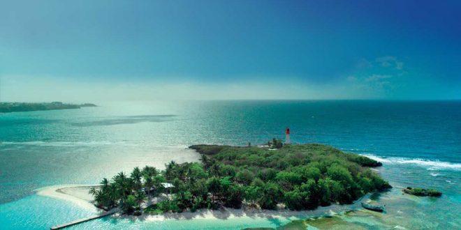 Les îles de la Guadeloupe