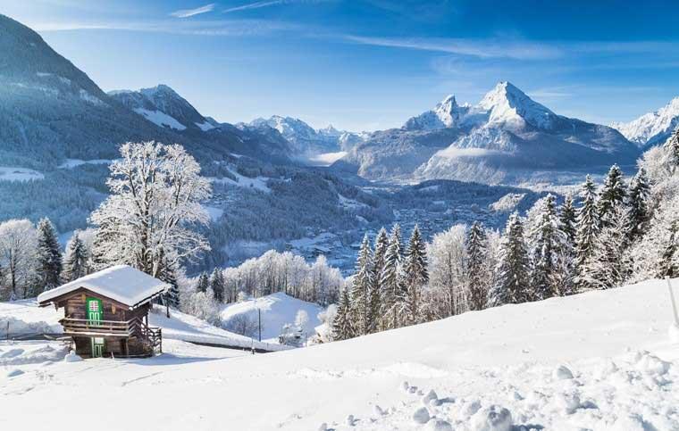 Photo hotel montagne
