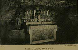 Grotte d'Elie