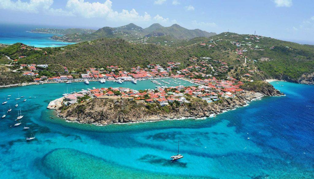 Gustavia - St Bartélemy