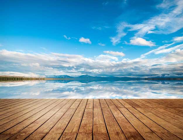 Photo horizon