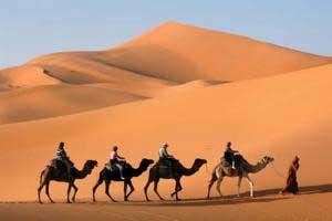Touareg du Sahara