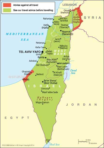 Israel - Voyages