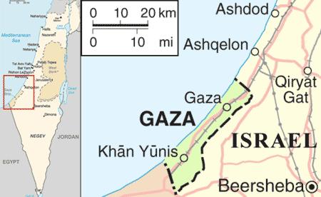 Gaza - Conflit