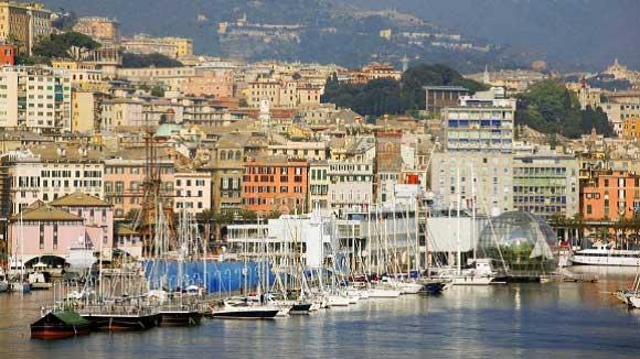 Port-de-Gênes