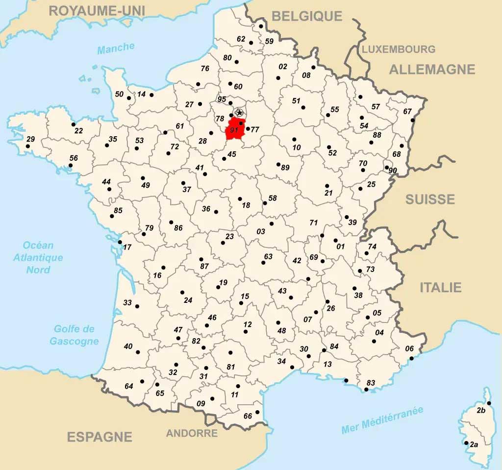 carte-departement-Essonne