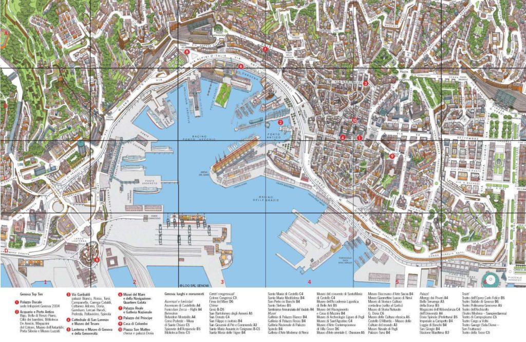 Plan de Gênes