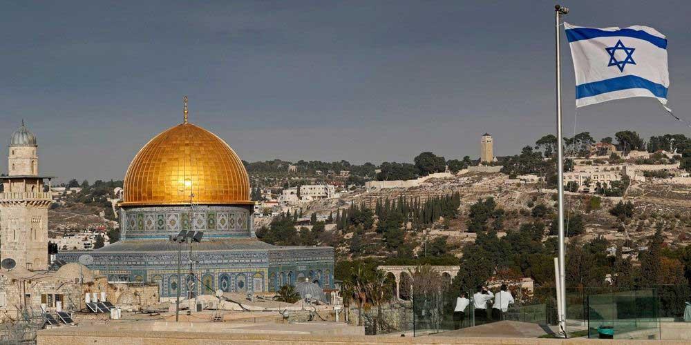 Jerusalem - Capitale-d-israel