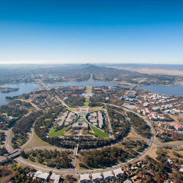 Canberra visite