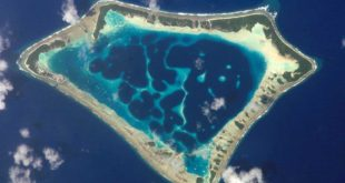 Formation d'un Atoll