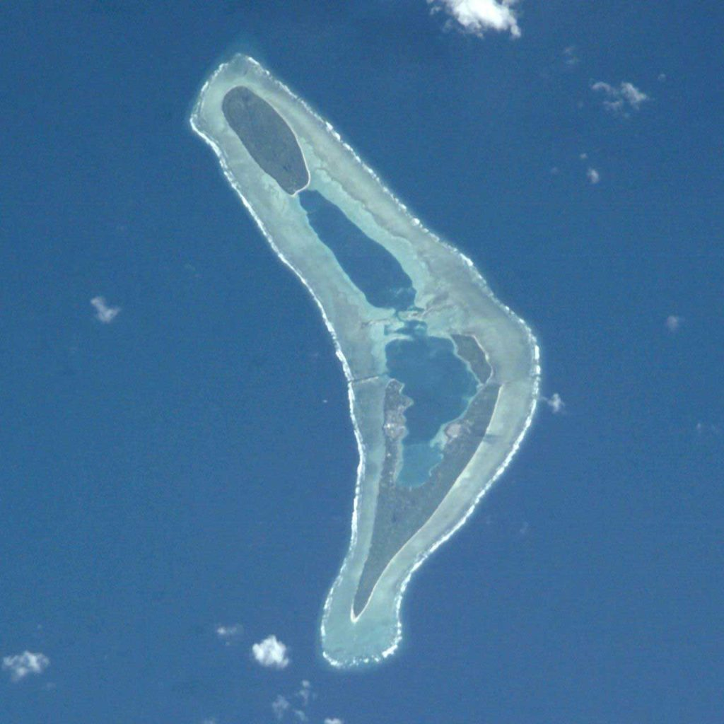 Atoll de Nanumea