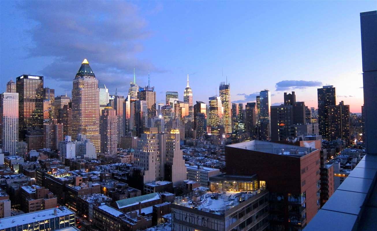 New york ville touristique vacances arts guides voyages for Ville a new york