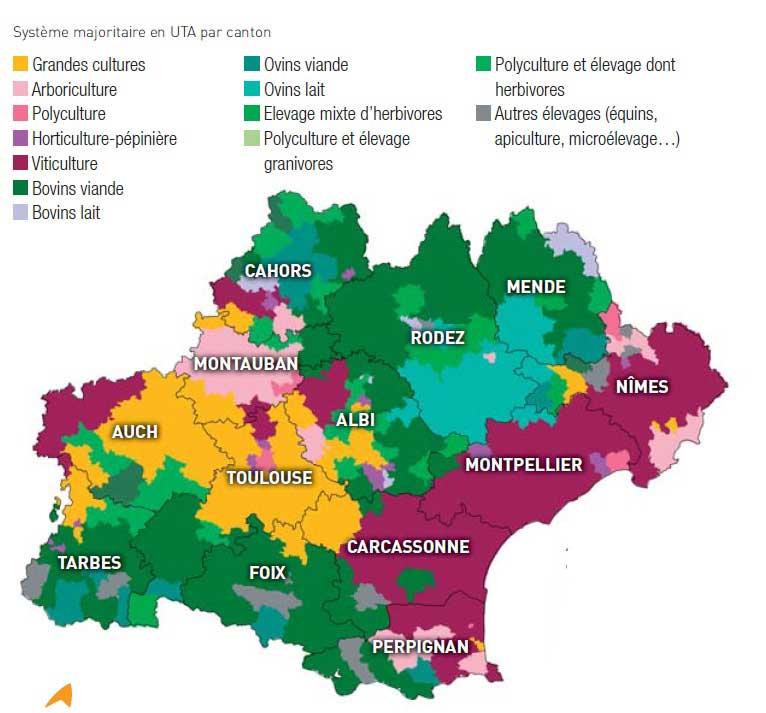 Lozère - Département 48