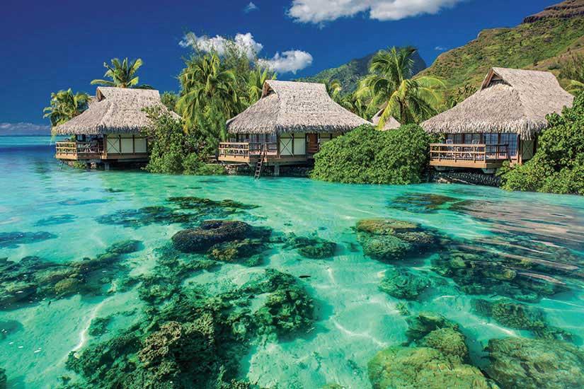 Polynésie - Tahiti et Moorea