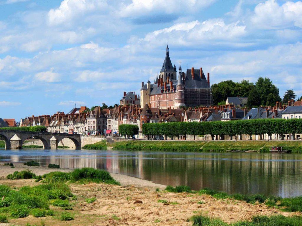 Loiret - Château de Gien