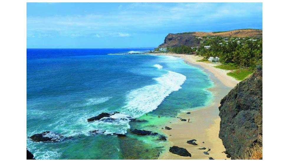 Plage de Boucan Canot - Ile de La Réunion