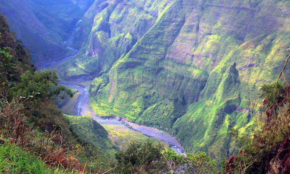 Cirques-mafate - Paysage de la Réunion