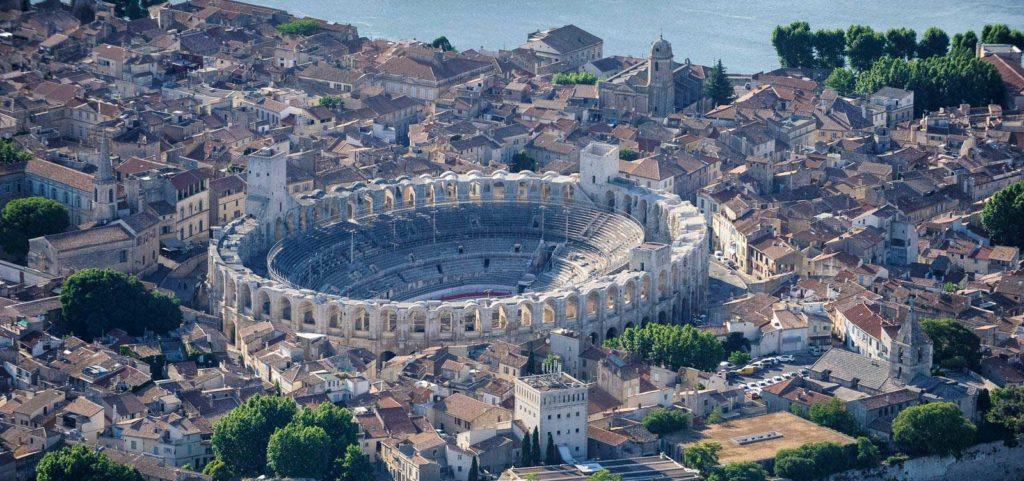 Amphithéâtre de Arles