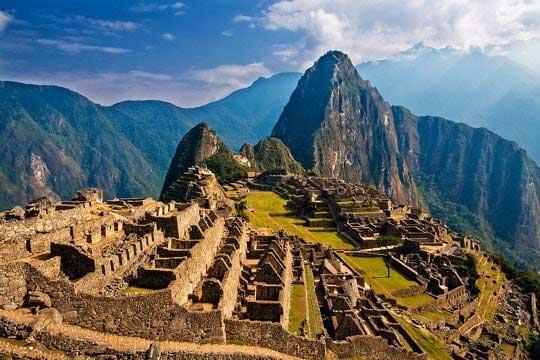 Le Pérou et les Incas
