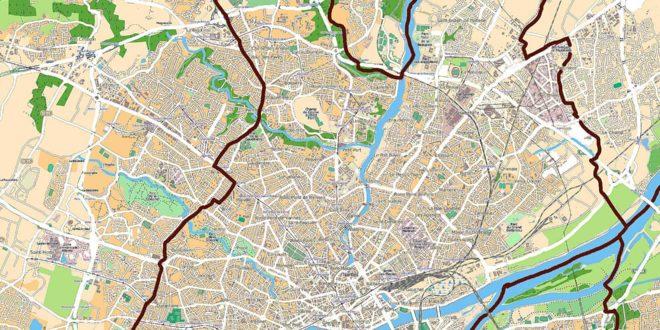 Plan de Nantes