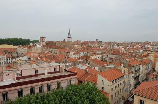 Perpignan - Photo panoramique