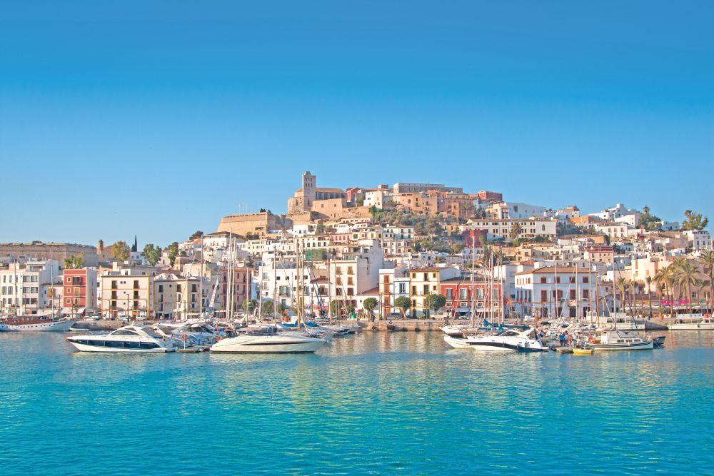 Ibiza - Photo panoramique