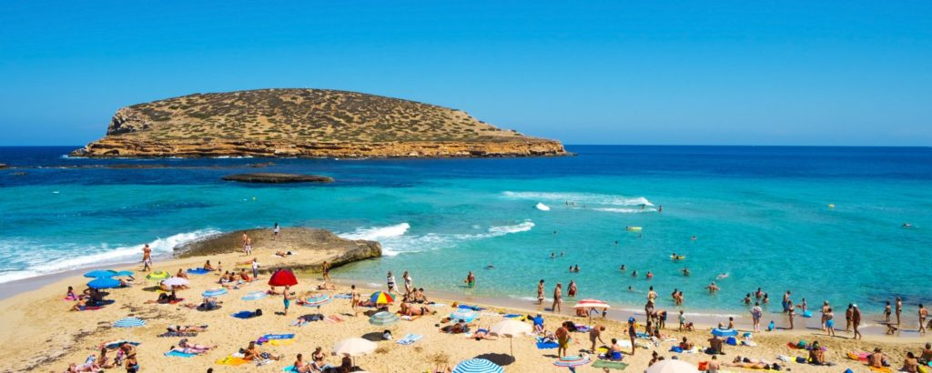 Ibiza - Ile des Baléares - Espagne